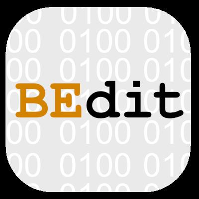 BEdit Logo