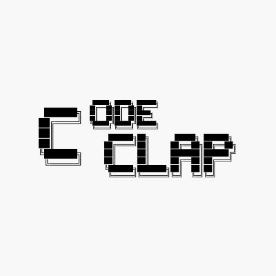 c[ode]clap Logo