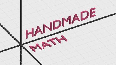 Handmade Math Logo