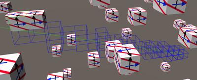 Swedish Cubes for Unity Logo